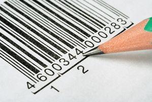 Erstellen Sie ein VB6-Programm für einen Barcode-Scanner