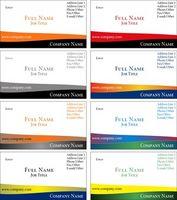 Seitenränder Festlegen Für Avery Visitenkarten Für Microsoft