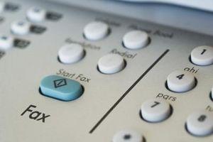 Gelegentliche Internet Faxe senden