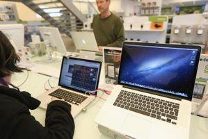 Gewusst wie: Verwenden Sie einen Mac-Laptop für die Überwachung