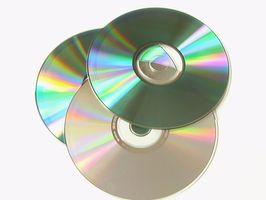 So testen Sie eine CD auf einem Tintenstrahldrucker vor dem Drucken