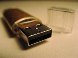 Wie einen Duracell-16 GB-Stick verwenden