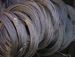 Ausführen von Glasfaserkabel