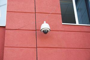 Wie zu verwenden, Cat 5 für Power auf Überwachungskameras Draht