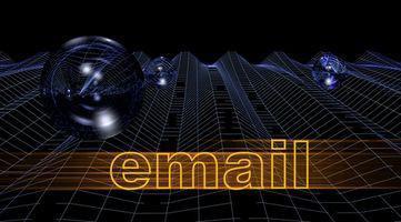 Eine Liste der Pop-Mailserver