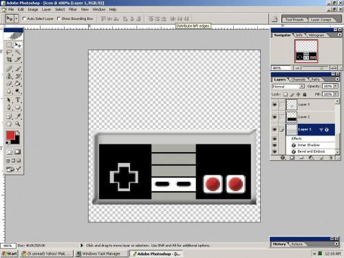 Wie man Windows-Icons in Photoshop