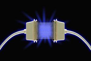 Wie bauen einen passiven Ethernet-Hub
