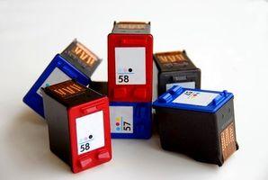 Tintenfüllstände auf einen Epson-Drucker zurücksetzen