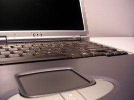 Die Spezifikationen für die Grafikkarte auf einem Gateway MX3701
