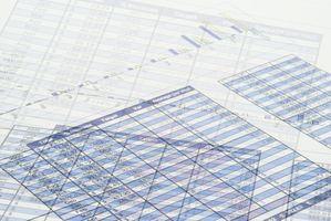 Vertikale Linien in Access-Berichte erstellen