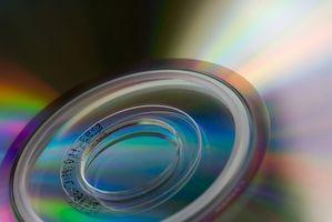 So kopieren Sie ein CD-Image auf einem Memory-Stick